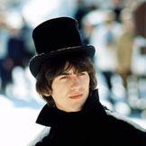 Imagem do artista George Harrison