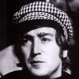 Imagem do artista John Lennon