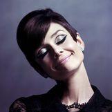 Imagem do artista Audrey Hepburn