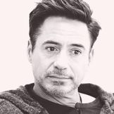 Imagem do artista Robert Downey Jr.