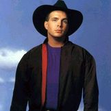 Imagem do artista Garth Brooks