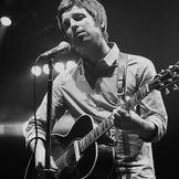 Imagem do artista Noel Gallagher