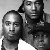 Imagem do artista A Tribe Called Quest