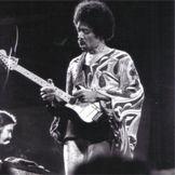 Imagem do artista Jimi Hendrix