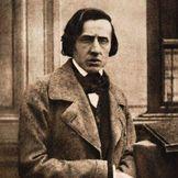 Imagem do artista Frédéric Chopin