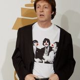 Imagem do artista Paul McCartney