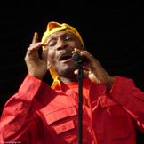 Imagem do artista Jimmy Cliff