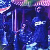 Imagem do artista Flatbush Zombies