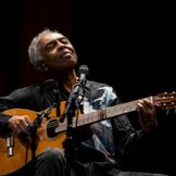 Imagen del artista Gilberto Gil