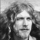 Imagem do artista Robert Plant