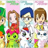 Imagen del artista Digimon