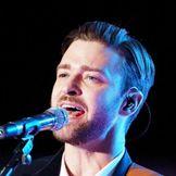 Imagem do artista Justin Timberlake