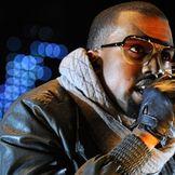 Imagem do artista Kanye West