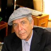 Imagen del artista Leonard Cohen