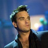 Imagem do artista Robbie Williams