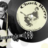 Imagem do artista Chuck Berry