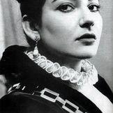 Imagem do artista Maria Callas