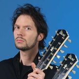 Imagem do artista Paul Gilbert