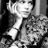 Imagem do artista David Bowie