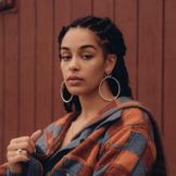 Imagem do artista Jorja Smith