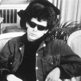 Imagem do artista Lou Reed