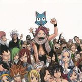 Imagem do artista Fairy Tail