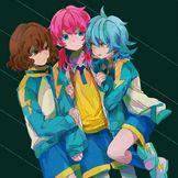 Imagem do artista Inazuma Eleven Go