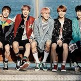 Imagem do artista BTS