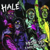 Imagem do artista Halé