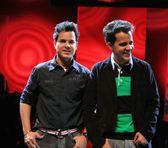 Foto de João Neto e Frederico