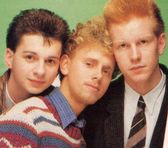 Photo of Depeche Mode