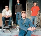 Photo of Modest Mouse