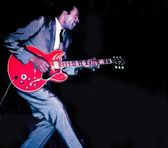 Photo of Chuck Berry