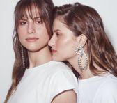 Foto de Júlia e Rafaela