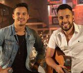 Foto de Clayton e Romário