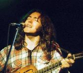 Photo of Rory Gallagher