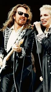 Photo of Eurythmics