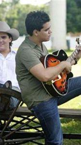 Foto de Thulio e Thiago