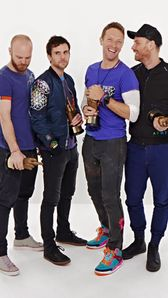 Photo of Coldplay