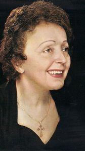 Foto de Édith Piaf