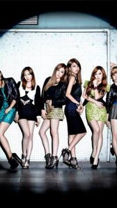 Photo of Girls' Generation