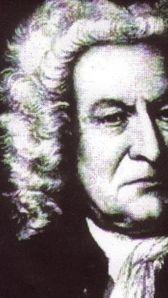 Foto de Johann Sebastian Bach