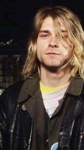 Foto de Kurt Cobain