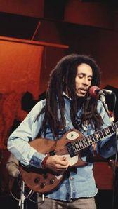 Foto de Bob Marley