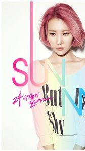 Photo of Sunmi