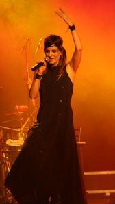 Foto de Fernanda Abreu