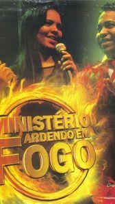 ministerio ardendo em fogo traidor
