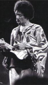 Foto de Jimi Hendrix