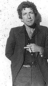 Foto de Leonard Cohen