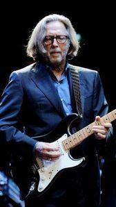 Photo of Eric Clapton